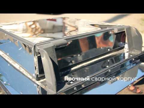 Муфельная печь  ПМ-60/1 (видео)