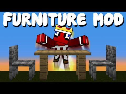 Mrcrayfish 39 S Furniture Mod For Minecraft 1 7 2 1 6 4