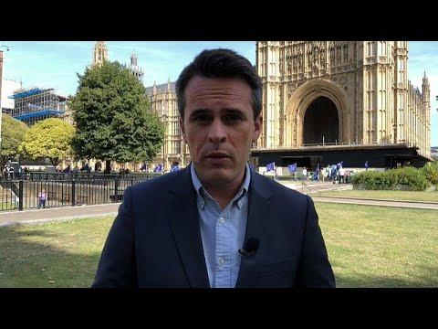 Großbritannien: 75 Abgeordnete schalten wegen Zwangspause Gerichte ein