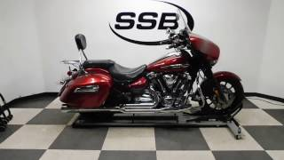 6. 2014 Yamaha XV19CT Stratoliner Deluxe– used motorcycles  for sale– Eden Prairie, MN