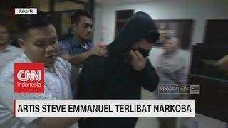 Download Video Artis Steve Emmanuel Ditangkap Terkait Narkoba MP3 3GP MP4