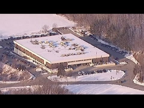 Sandy Hook children try to get back to normal