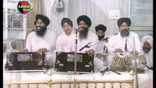 Bhai Ravinder Singh Ji - Sajan Mere Rangle Jaye Suthe Jeeran From Ragga Music - 9868019033