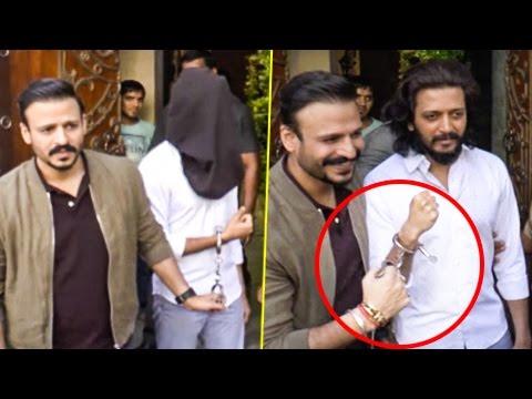 SHOCKING News Vivek Oberoi Catches Thief Red-Hande