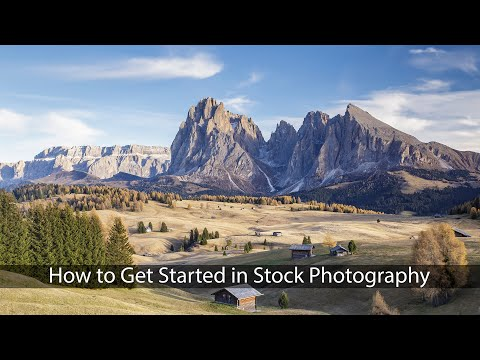 How to Get Started in Stock Photography