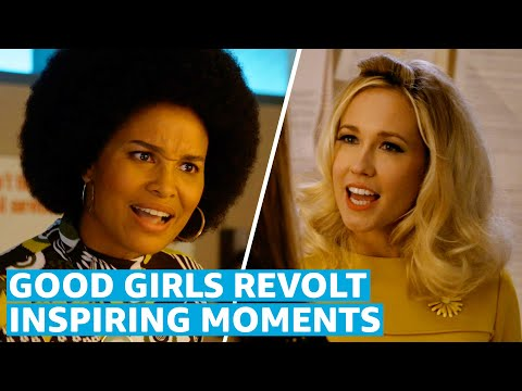 Good Girls Revolt Moments That Will Leave You Inspired | Prime Video