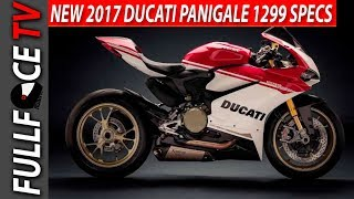 5. 2017 Ducati 1299 Panigale S Price and Specs