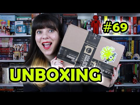 Unboxing DarkSide Books #69