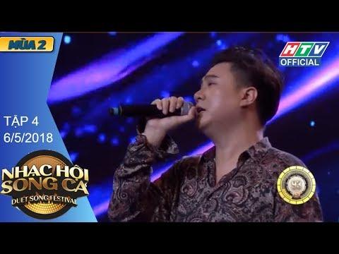 HTV NHẠC HỘI SONG CA MÙA 2 | Lou Hoàng tái ngộ showbiz cùng cô gái M'Nông | NHSC #4 FULL | 6/5/2018 - Thời lượng: 1:25:50.