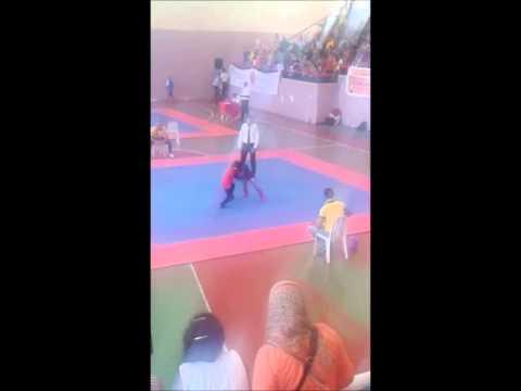 mouaad bouhaddachi (kong fu WusHu) (видео)
