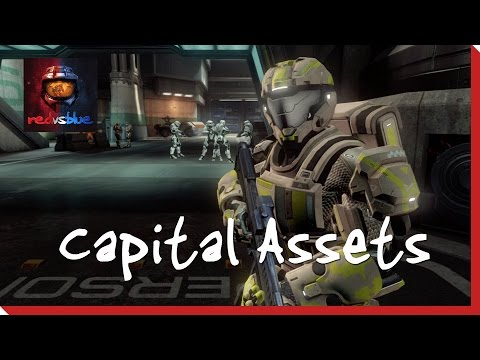 Season 13, Episode 2 - Capital Assets | Red vs. Blue