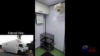 Mobile Eye Hospital Manufactured By Ahmad Medix Life Care