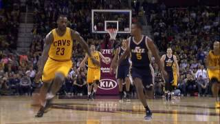 Top 10 And 1 Plays Of The 2015-2016 Regular Season by NBA