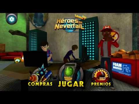 con el juego level up facilisimo level up heroes of neverfail gameplay