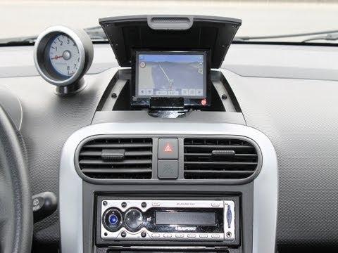 Navi Einbau selber machen Suzuki Splash Opel Agila