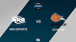 Echo Fox vs NRG, game 1