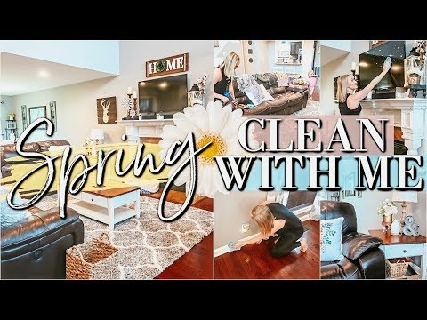 🌸 SPRING CLEAN WITH ME 2019| EXTREME CLEANING MOTIVATION|KEEP CALM AND CLEAN