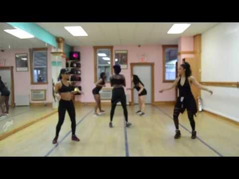 Maleek Berry- Kontrol (Official Dance Video-US)