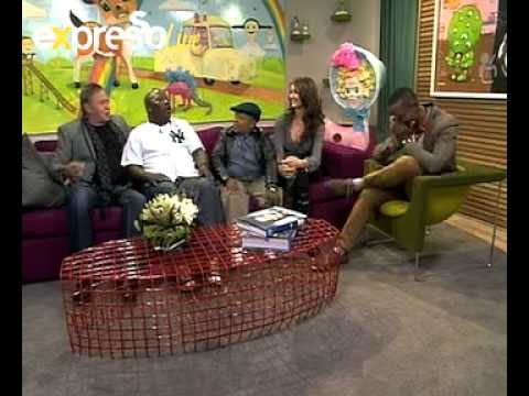 Leon Schuster :Mad Buddies interview (18.06.2012)