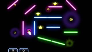 Neon Geoms YouTube video