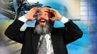 הרב יצחק פנגר בדיחה על שיכורים