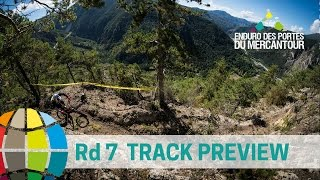 Valberg France  City new picture : EWS 7: 50 Shades of Grey Earth. Valberg-Guillaume Track Preview, France