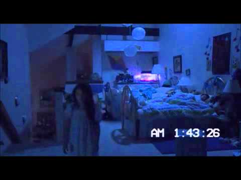 Paranormal Activity 3 - Night 1