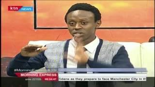 Tech Central: Kenyan Game Developers on Morning Express, 28th April 2016