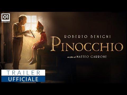 Preview Trailer Pinocchio, trailer ufficiale del film di Matteo Garrone con Roberto Benigni