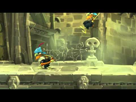 0 Rayman Legends gets female playable character