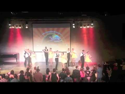 Caramelo Latin Dance Wins 3rd Place at Salsa Convention Berlin 2014 - Salsa Student Show