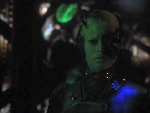 Borg vs. Species 8472