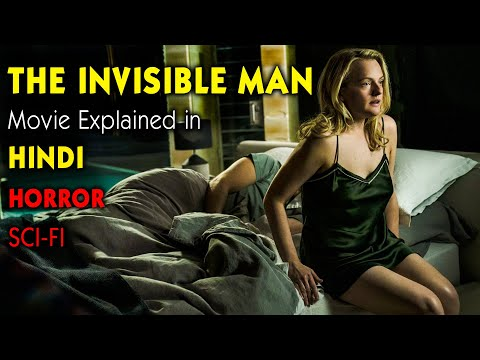 The Invisible Man | Movie Explained In Hindi | Horror/Sci-fi Summarized हिन्दी | 9D Production