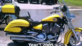 2. Victory Touring Cruiser Features and Specification