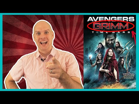 Avengers Grimm: Time Wars 2018 Movie Review