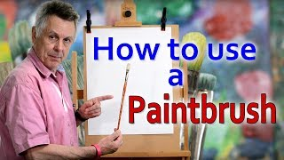 In this art video I'm going to explain how to use a paint brush artistically, and creatively, to produce wonderful brush marks on a canvas or paper. the demonstration uses acrylic paint and is intended to beginners, those who are new to painting and to children and young people who are aspiring artists.I explain how by varying the pressure on the brush and twisting your wrist you can create many different effects in paint. I also show how wonderfully random brushstrokes can be, and how we should aim to preserve them as beautiful individual brushstrokes.Check out my other sites:http://art-tutorialsonline.comhttps://artistinschool.com