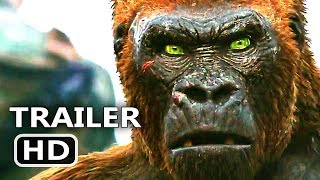 Video WAR FOR THE PLANET OF THE APES Official Trailer # 4 (2017) Sci Fi Movie HD MP3, 3GP, MP4, WEBM, AVI, FLV Oktober 2017