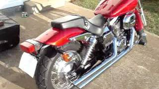 8. 2006 Honda Shadow Spirit 750- Cobra Pipes