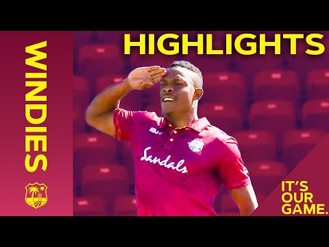 Final Over THRILLER As Both Teams Hit 200!  Windies vs Ireland 1st T20I 2020 - Highlights