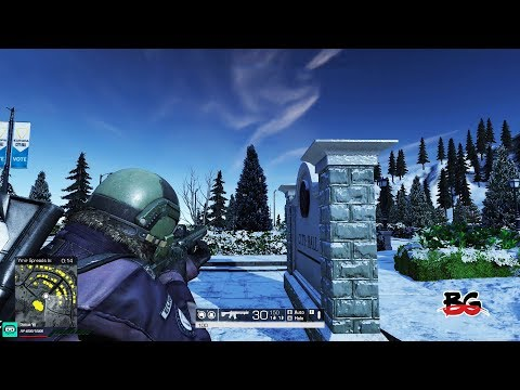 {ROE} Ring of Elysium (Europa) 🔫 Stomping boots and having fun.
