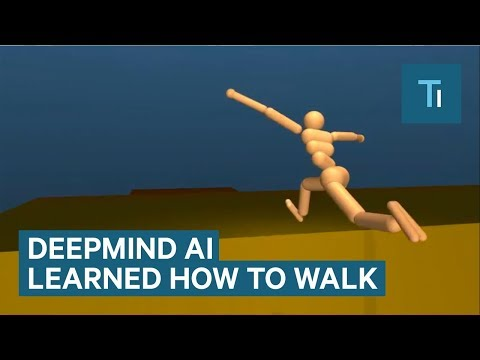 Google s Deepmind AI Just Taught Itself To Walk