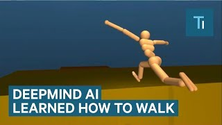 Video Google's DeepMind AI just taught itself to walk MP3, 3GP, MP4, WEBM, AVI, FLV Oktober 2017