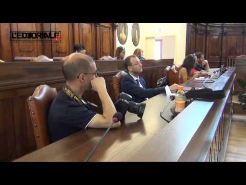 Conferenza stampa Perdonanza 2014