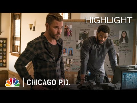 Atwater Stops Voight from Roughing Up a Perp - Chicago PD
