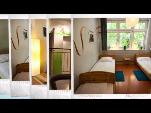 Video U inn Berlin Hostelsta