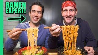 Video Ultimate TOKYO RAMEN Tour! RAMEN EXPERT Reveals the Best Noodle Spots in Town! MP3, 3GP, MP4, WEBM, AVI, FLV September 2019