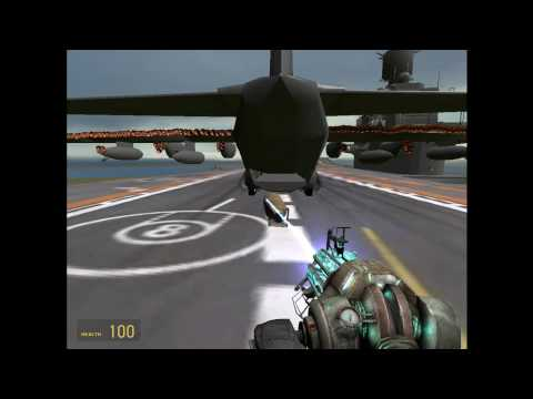 Garrys mod Bomber #01