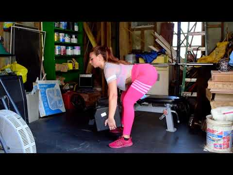 At home Glute isolation workout 2