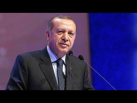 Ερντογάν: «Η Ευρώπη γυρνάει προς τον ρατσισμό»