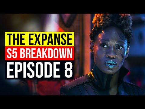 The Expanse Season 5 Episode 8 Breakdown | Hard Vacuum Recap & Review